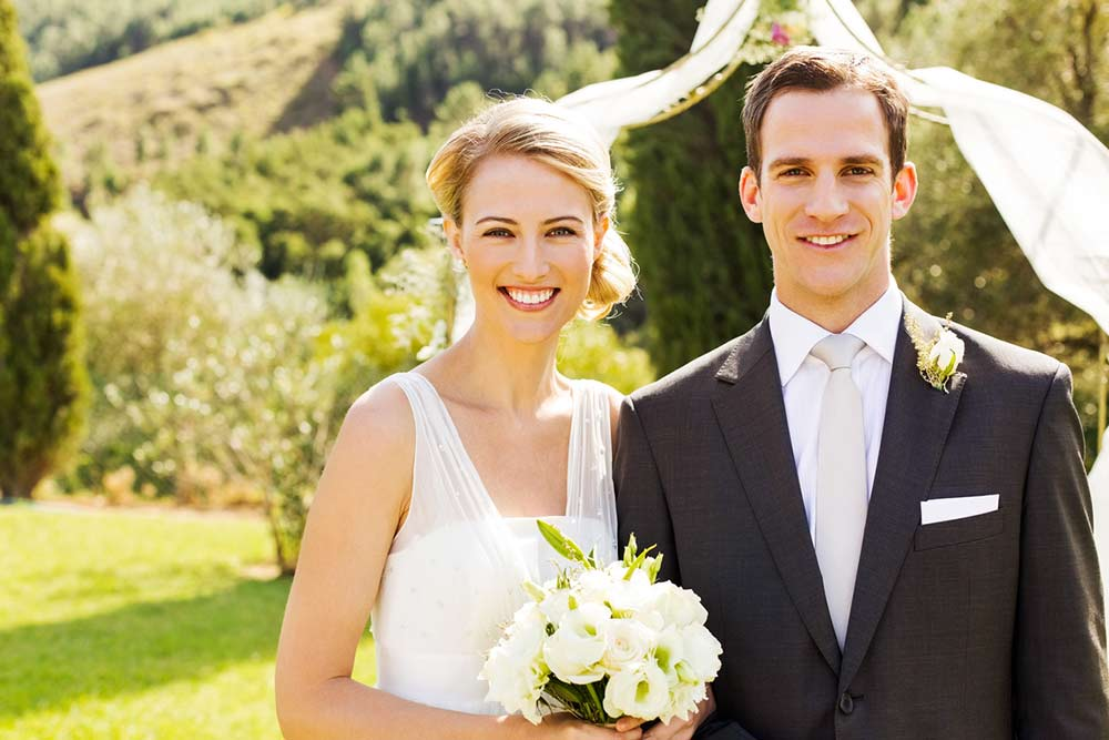 Prepare Your Smile for Your Wedding Day