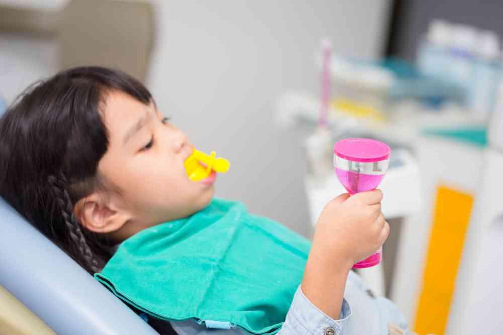 Fluoride Treatment for Children in Vancouver WA