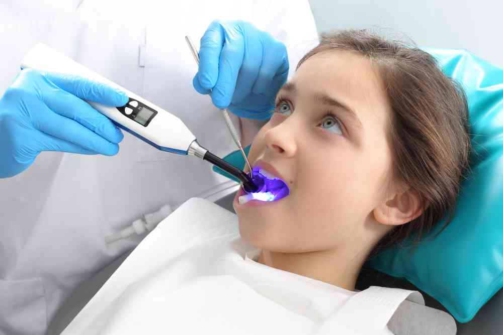 Sealants for Children in Vancouver WA