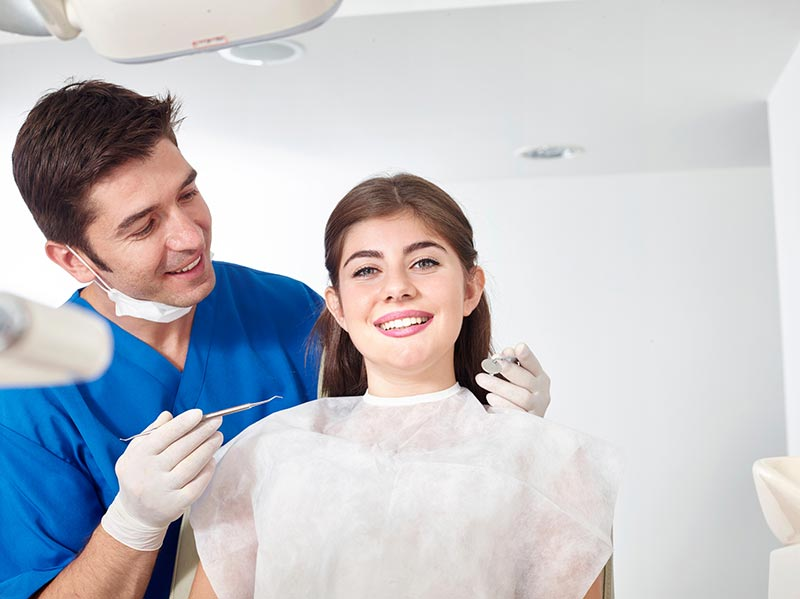 Restoring a Chipped Tooth with Dental Bonding